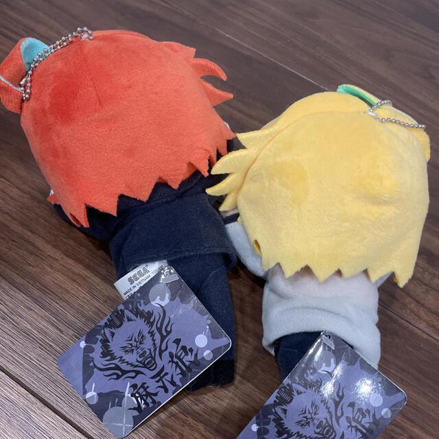 独歩と一二三セット♡ぬいぐるみ♡麻天狼 エンタメ/ホビーのおもちゃ/ぬいぐるみ(ぬいぐるみ)の商品写真
