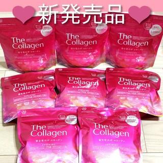 シセイドウ(SHISEIDO (資生堂))の新商品 8個 資生堂 ザ・コラーゲン パウダー(コラーゲン)