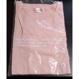 セブンティーン(SEVENTEEN)のセブチ  SEVENTEEN  Tシャツ  HARUコン(アイドルグッズ)