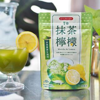抹茶檸檬 宇治抹茶 レモンティー (茶)