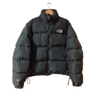 THE NORTH FACE - THE NORTH FACE ダウンジャケット ヌプシ 700 ダークグレー