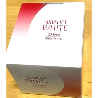 ASTALIFT - アスタリフト ホワイト 美白クリーム30g