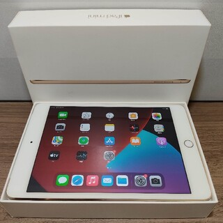 Apple - (美品)Ipad Mini4 Wifi Cellular Simフリー 64GB