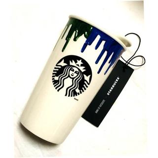 Starbucks Coffee - スタバ✖️バンドオブアウトサイダーズ コラボ 陶器製タンブラー スターバックス