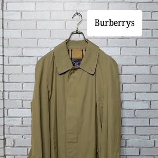 BURBERRY - バーバリーズ ステンカラーコート イングランド製 丸善別注 ノバチェック 80s