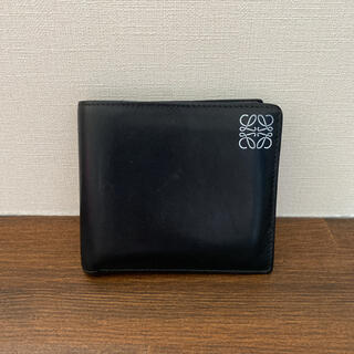 ロエベ(LOEWE)の良品 ロエベ   LOEWE 二つ折り 財布(折り財布)
