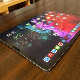 Apple - iPad Pro 12.9インチ 第4世代とSmart Folio カクタス