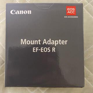 Canon - Canon EF-EOS R マウントアダプター 未使用品