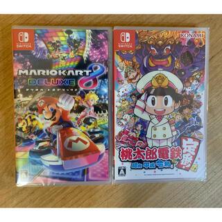 Nintendo Switch - マリオカート8 桃太郎電鉄 nintendo switch
