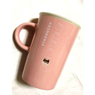 Starbucks Coffee - スターバックス 即完売 オンライン限定 クリスタルリボンピンクマグ