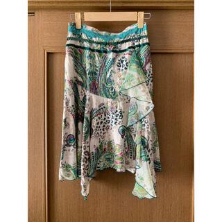 モルガン(MORGAN)のスカート&チュニック(ひざ丈スカート)