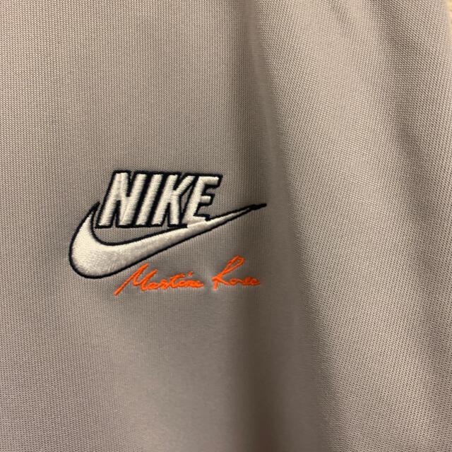 NIKE(ナイキ)のMARTINEROSE×NIKEトラックジャケットジャージ メンズのトップス(ジャージ)の商品写真