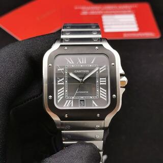 激レア!!!カルティエ Cartier サントス メンズ 腕時計
