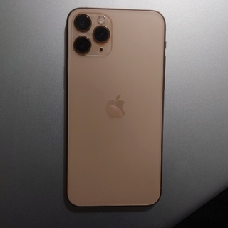 iPhone - iPhone 11pro Gold 64GB レアモデル