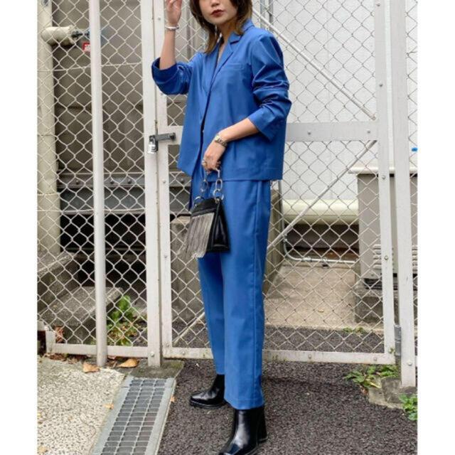 Ameri VINTAGE(アメリヴィンテージ)のAMERI VINTAGE レディースのジャケット/アウター(テーラードジャケット)の商品写真