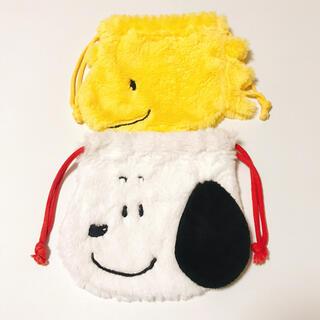 SNOOPY - スヌーピー ウッドストック 巾着