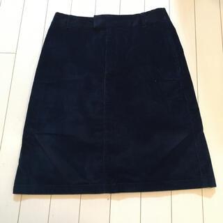 アーペーセー(A.P.C)のAPC タイトスカート コーデュロイスカート 36(ひざ丈スカート)