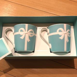 Tiffany & Co. - TIFFANY ペアマグカップ 新品未使用