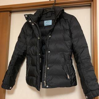 PRADA - PRADA ダウンジャケット ブラック 29X544