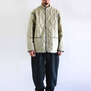 BEAMS - KAPTAIN SUNSHINE Padding Liner Jacket