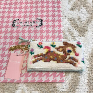 FEILER - 新品♡フェイラー ツンツンバンビーノ キー&カードケース キーケース