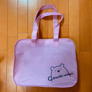コンビミニ(Combi mini)のコンビミニ ショッパー ショップ袋 チャク付き 不織布(ショップ袋)