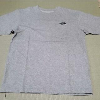 THE NORTH FACE - ノースフェイス northface ティシャツ Tシャツ グレーNT31933A