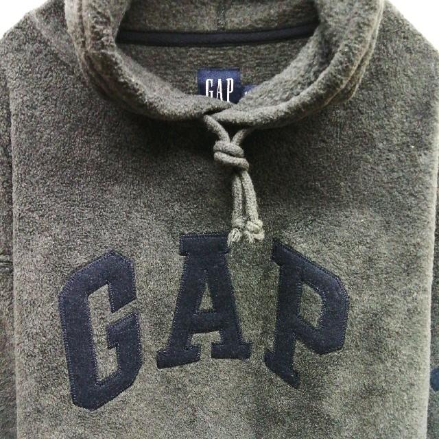 GAP(ギャップ)の【断捨離】GAP パーカー Mサイズ メンズのトップス(パーカー)の商品写真