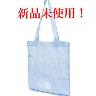 THE NORTH FACE - 新品未使用 韓国正規品 ザ ノースフェイス メッシュ トートバッグ