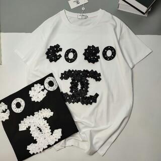 ジバンシィ(GIVENCHY)の動物刺繡半袖(Tシャツ(半袖/袖なし))