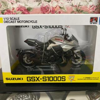 GSX-S 1000S 刀 1/12