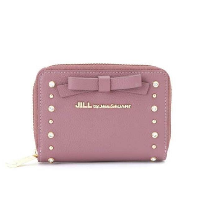 JILL by JILLSTUART(ジルバイジルスチュアート)のレア 完売色 正規品 ジルバイジルスチュアート  アクトレスウォレット 折り財布 レディースのファッション小物(財布)の商品写真