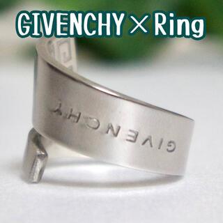 ジバンシィ(GIVENCHY)の【GIVENCHY】スプーンリング1(リング(指輪))