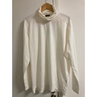 ジョゼフ(JOSEPH)のコットンカシミヤジャージー タートルネックカットソー(Tシャツ/カットソー(七分/長袖))