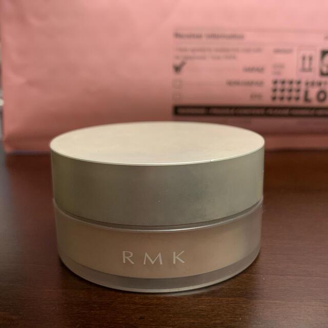 RMK(アールエムケー)の値下げ中 RMK トランスルーセントフェイスパウダー N00 コスメ/美容のベースメイク/化粧品(フェイスパウダー)の商品写真