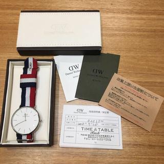 ダニエルウェリントン(Daniel Wellington)のダニエルウェリントン/ 腕時計 / 0203DW(腕時計(アナログ))