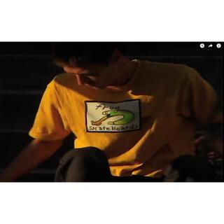 frog skateboards Tシャツ