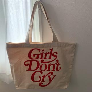 ジーディーシー(GDC)のgirls don't cry トートバッグ(トートバッグ)