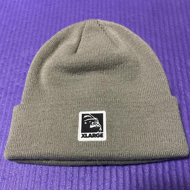 XLARGE(エクストララージ)のにょ24様専用‼️XLARGE ビーニー ニット帽 メンズの帽子(ニット帽/ビーニー)の商品写真