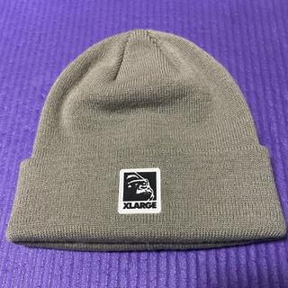 XLARGE - XLARGE ビーニー ニット帽