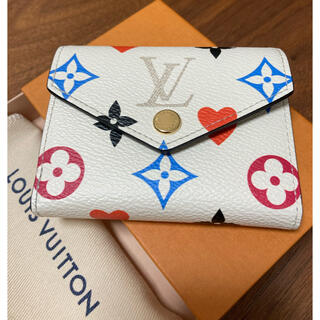 LOUIS VUITTON - 【新品!】ルイヴィトン ポルトフォイユ・ゾエ M80278 ゲームオン 財布