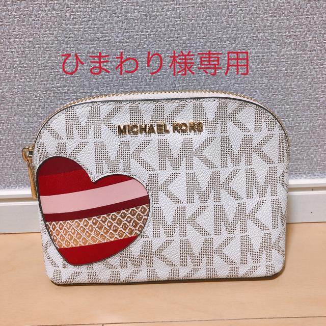 Michael Kors(マイケルコース)の♡マイケルコース♡ポーチ♡ レディースのファッション小物(ポーチ)の商品写真