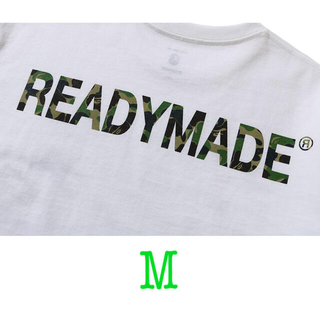 A BATHING APE - READYMADE / BAPE  グリーンカモ M