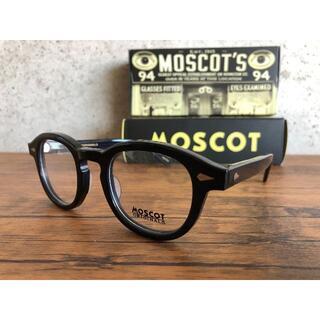 MOSCOT LEMTOSH / モスコット レムトッシュ 44 BLACK