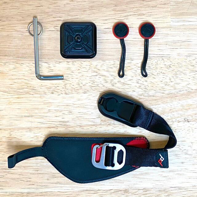 ピークデザイン クラッチ  [Peak Design Clutch] スマホ/家電/カメラのカメラ(その他)の商品写真
