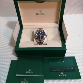 ROLEX - ROLEX GMTマスターⅡ  126710BLRO