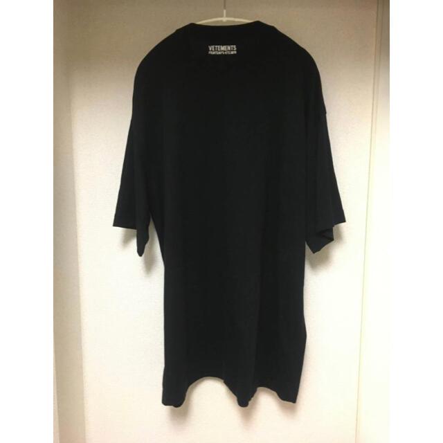 Balenciaga(バレンシアガ)のvetements 18ss オートクチュール フランス国旗 tシャツ メンズのトップス(Tシャツ/カットソー(半袖/袖なし))の商品写真
