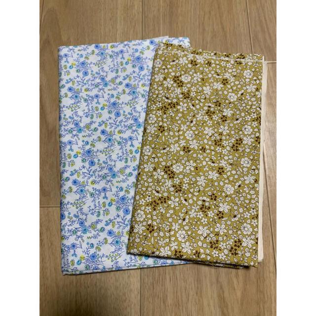 ブロード 1メートル×2種類 コットンこばやし セブンベリー ハンドメイドの素材/材料(生地/糸)の商品写真