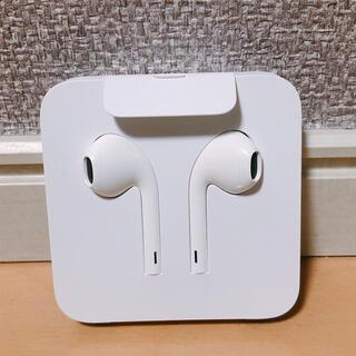 アップル(Apple)の【イヤホン】Apple アップル(ヘッドフォン/イヤフォン)