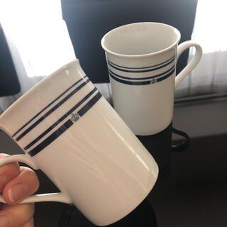 新品未使用♡ロイヤルアッシャー非売品マグカップ2つセット